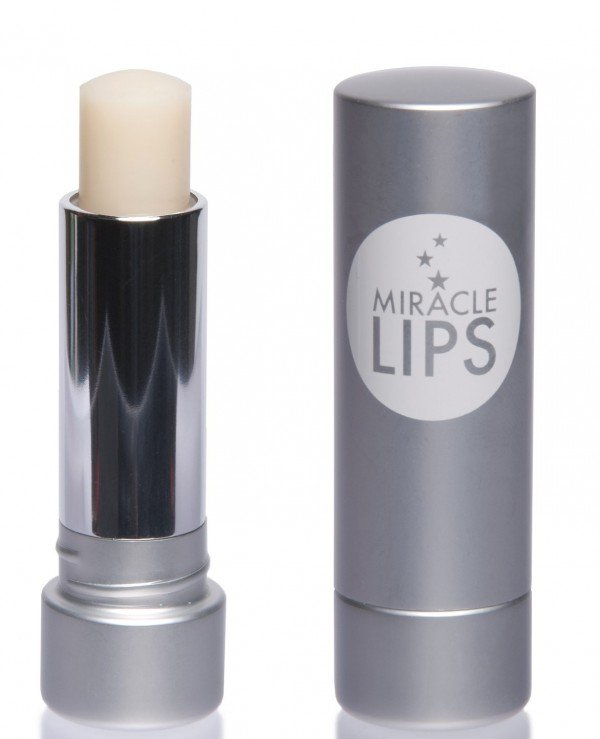 Nannic - Lip balm compensating volume, color and clarity of contours SPF15 Colorless Unisex 4,8g