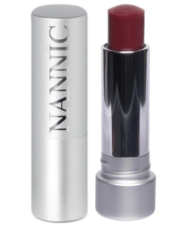 Nannic - Lip balm compensating volume, color and sharpness of contours SPF15 Pink semitone (Cold shade) Cool