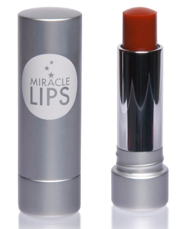 Nannic - Lip balm compensating volume, color and sharpness of contours SPF15 Carrot semitone (Warm color) Warm 4,8g