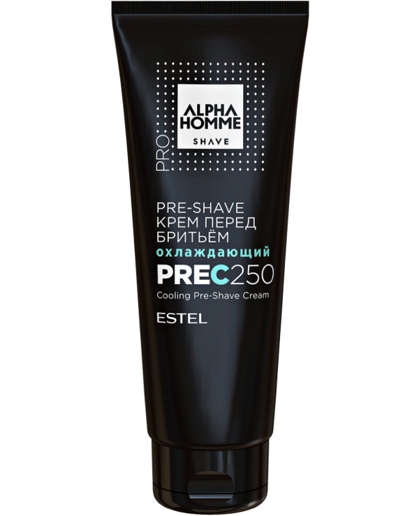 Estel Professional - Cooling cream before shaving Pro Cooling Pre-Shave Gream 250ml