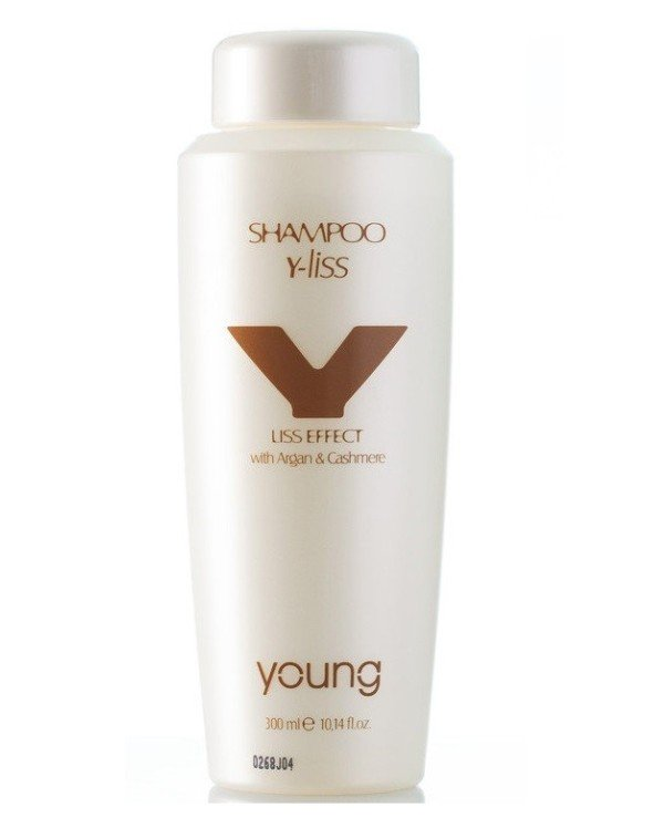 Young - Shampoo for smooth hair Argan & Cashmere Shampoo 300ml