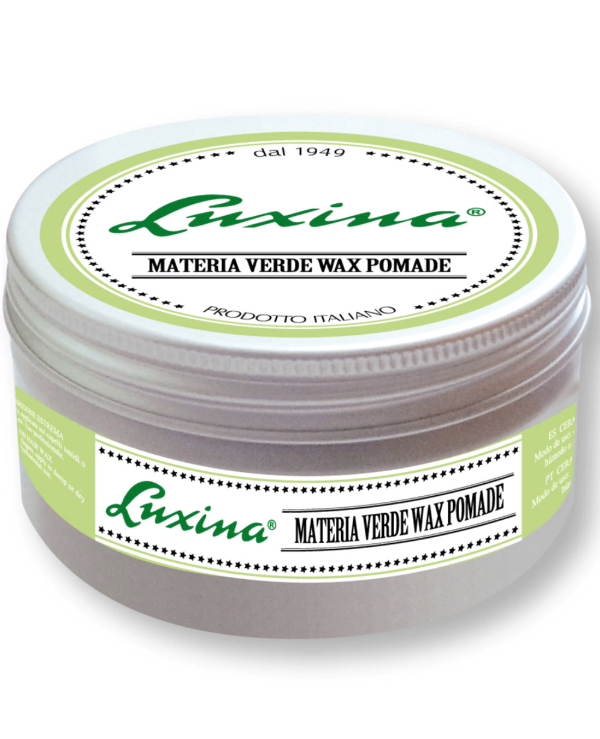 Luxina - Extreme wax with aloe vera Materia Verde Wax Pomade