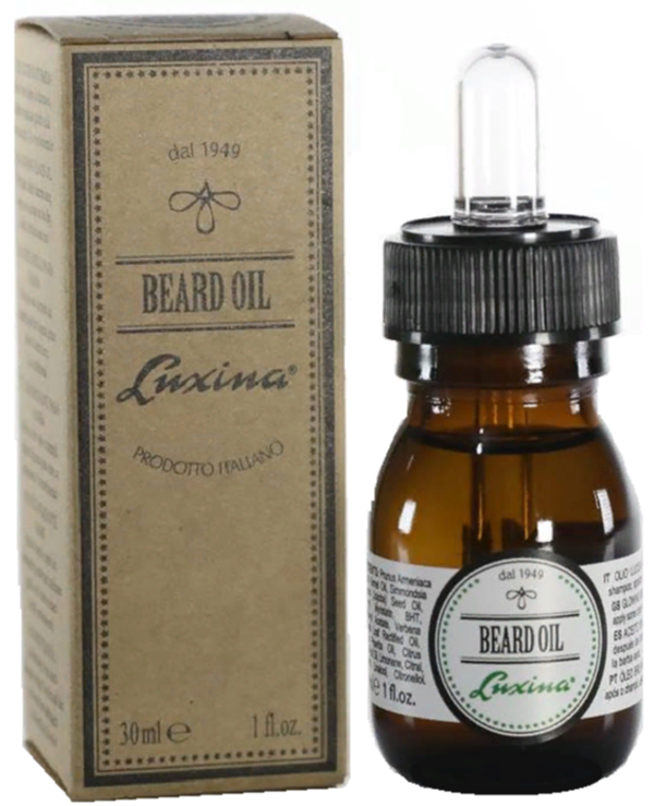 Luxina - Beard and skin oil Oil For Beard 30ml
