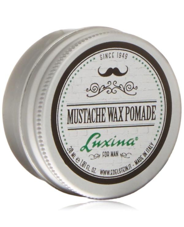 Luxina - Wax for whiskers with long fixation Mustache Wax Pomade Strong 30ml