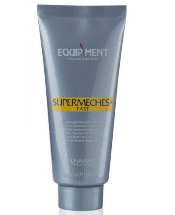 Alfaparf Milano - Cream to lighten hair up to 4 levels Supermeches Fast Cream