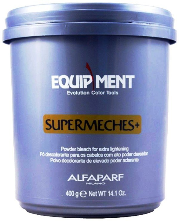 Alfaparf Milano - Ammonia free brightening paste Equipment Supermeches Extra Lightening Bleach Powder