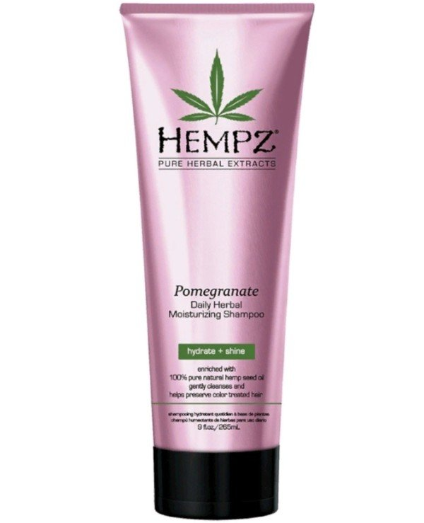 Hempz - Pomegranate Moisturizing Shampoo Pomegranate Daily Moisturising Shampoo 265ml