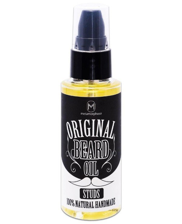 Metamorphose - Natural beard oil with aroma Oil Studs 50ml