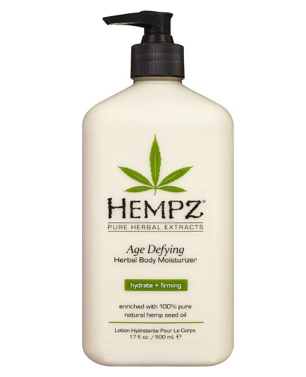 Hempz - Anti-aging moisturizing vegetable body milk Age Defying Herbal Moisturizer