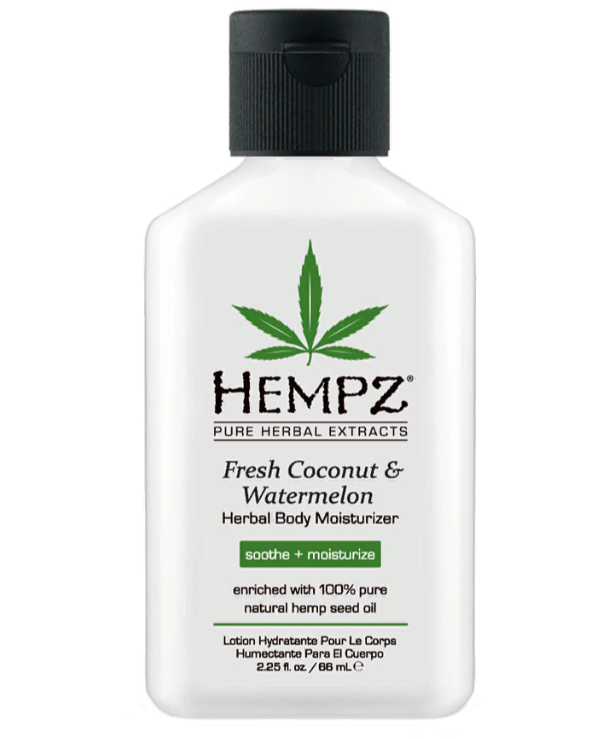 Hempz - Moisturizing Body Milk - Coconut and Watermelon Fresh Coconut and Watermelon Moisturiser