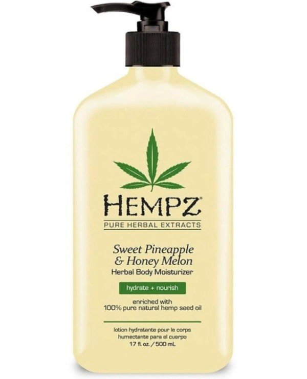 Hempz Moisturizing Body Milk - Pineapple and Honey Melon | 70