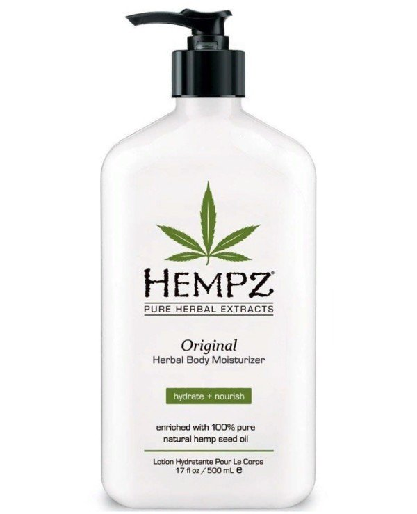 Hempz - Moisturizing herbal body milk Original Herbal Moisturizer