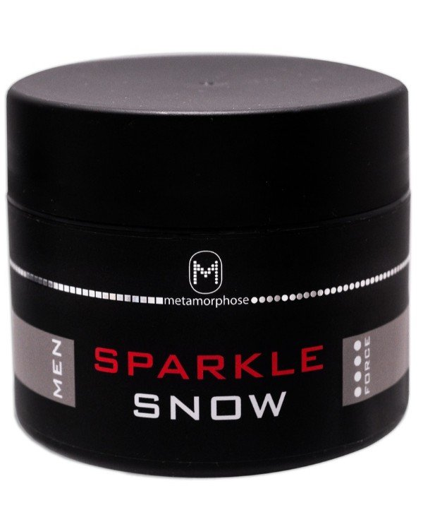 Metamorphose - Hair gel Sparkle Snow 8 500ml