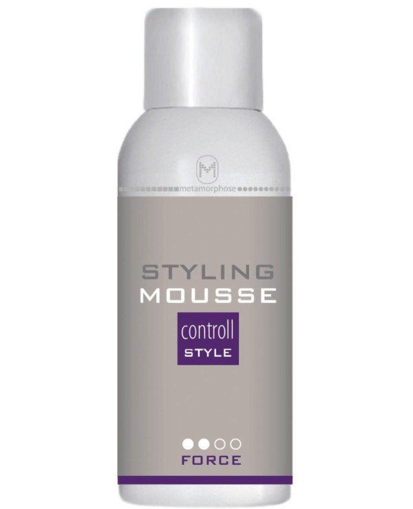 Metamorphose - Easy fix hair foam Controll Style Styling Mousse