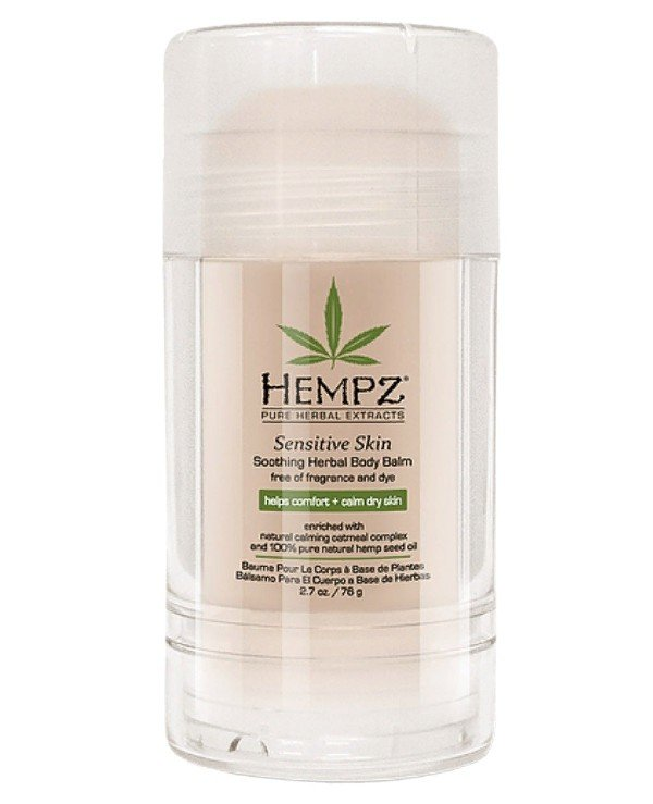 Hempz - Moisturizing balm for sensitive skin Herbal Soothing Body Balm For Sensitive Skin