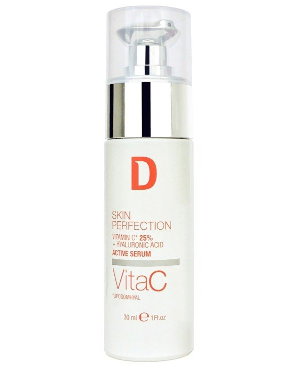 Dermophisiologique - Active serum with vitamin C 25% and hyaluronic acid VitaС Siero Activo Alla Vitamina C 25% Liposomhyal 30ml