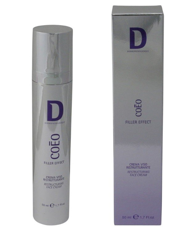 Dermophisiologique - Face cream with the effect of cosmetic filler Viso Cream
