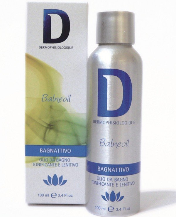 Dermophisiologique - Toxin removing and softening bath oil Regolatore ROS