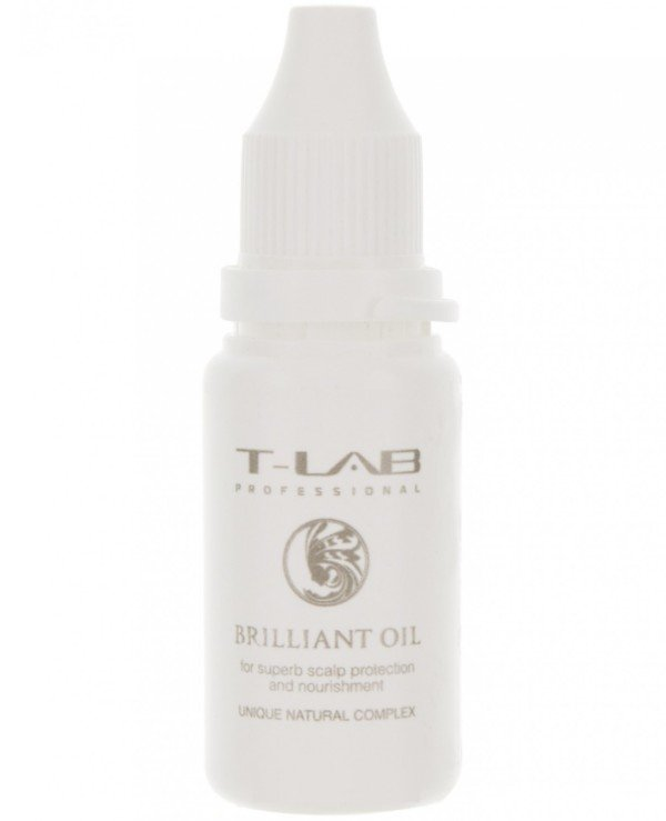 T-Lab Professional - Oil to protect the skin during staining Brilliant Oil