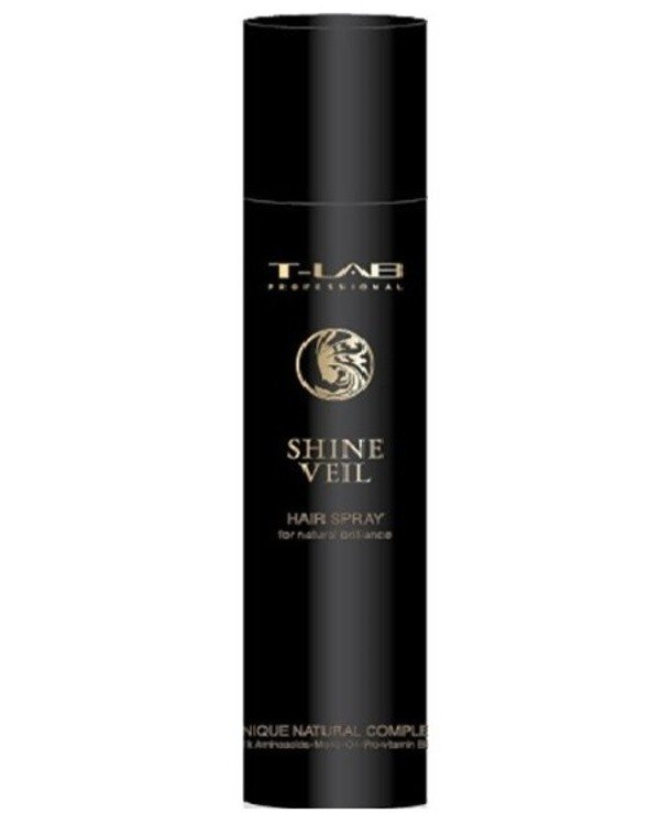 T-Lab Professional - Spray veil for hair shine Shine Veil Hair Spray 100ml