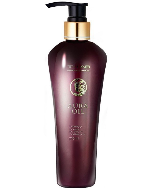 T-Lab Professional - Shampoo for luxurious softness and natural beauty Aura Oil Shampoo 250ml