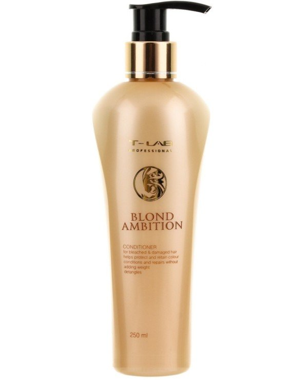 T-Lab Professional - Conditioner for great revitalization and brilliance Blond Ambition Conditioner 250ml