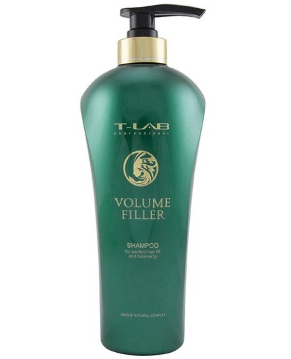 T-Lab Professional - Shampoo for excellent volume and bioenergy Volume Filler Shampoo 250ml