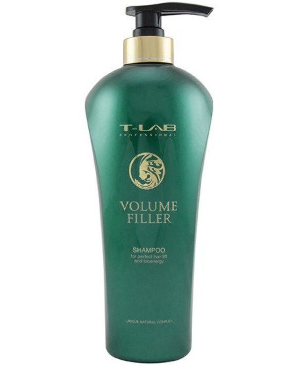 T-Lab Professional - Shampoo for excellent volume and bioenergy Volume Filler Shampoo