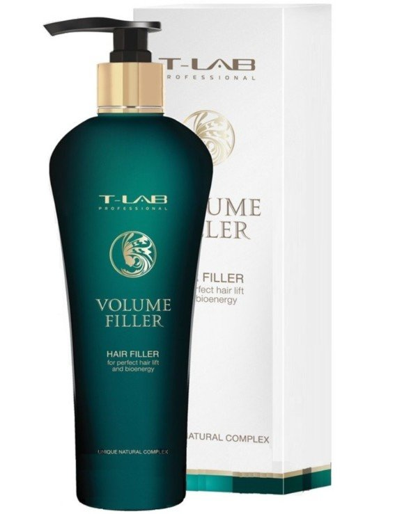 T-Lab Professional - Filler for excellent volume and bioenergy Volume Filler Hair Filler 130ml