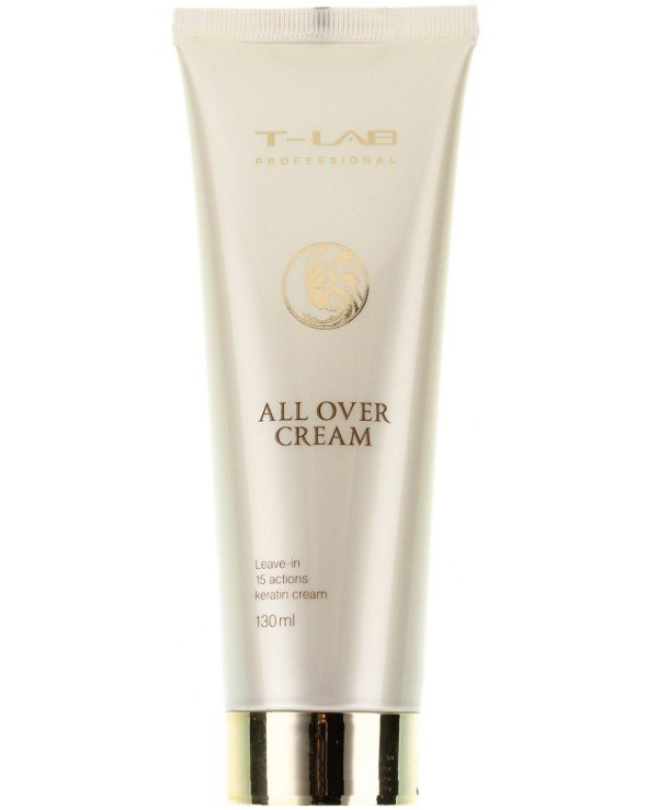 T-Lab Professional - 15-in-1 Multifunctional Indelible Keratin Cream All Over Cream 130ml
