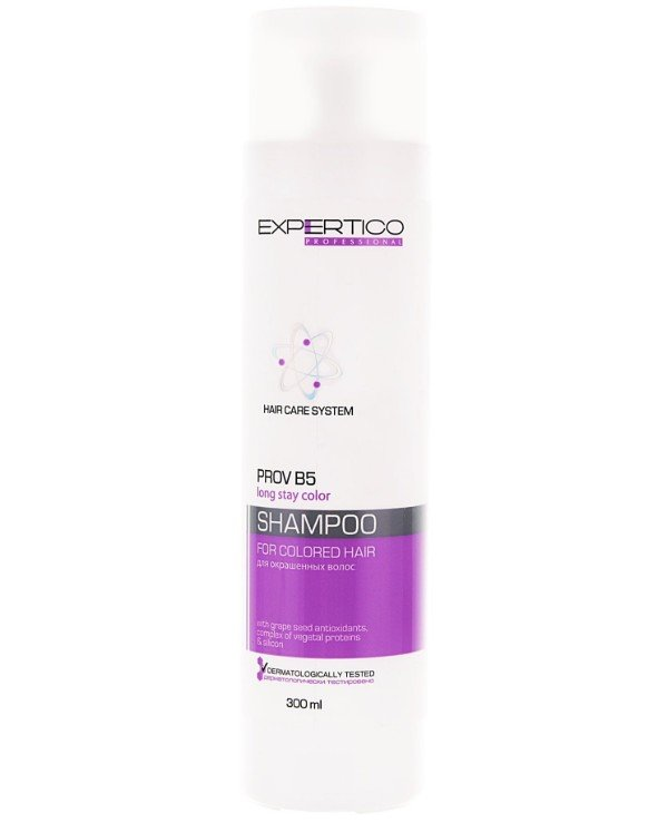 Tico Professional - Shampoo for dyed and damaged hair Shampoo For Colored & Damaged Hair 300ml