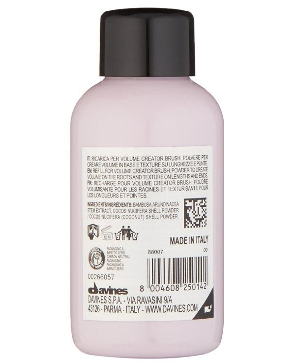 Davines Texturizing powder for the volume of hair | Discount, share, buy. - Online Store AZUM