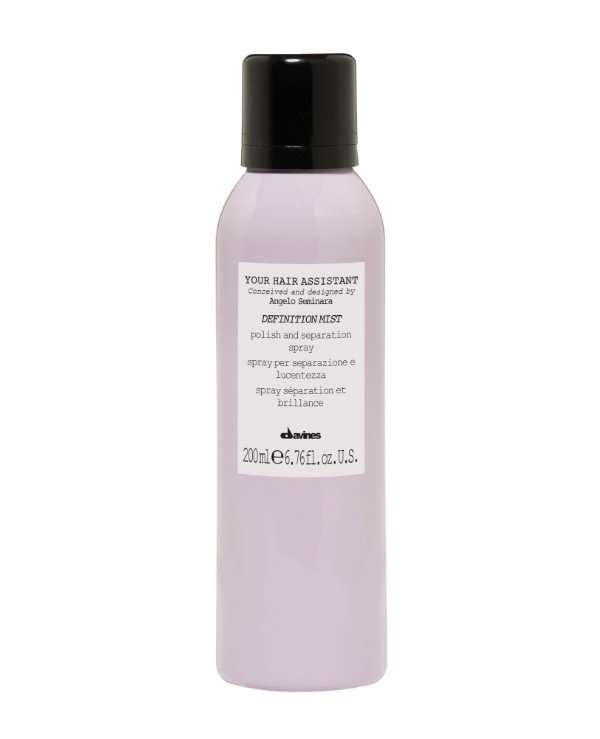 Davines - Texturing spray for shine Your Hair Assistant Definition Mist 200ml