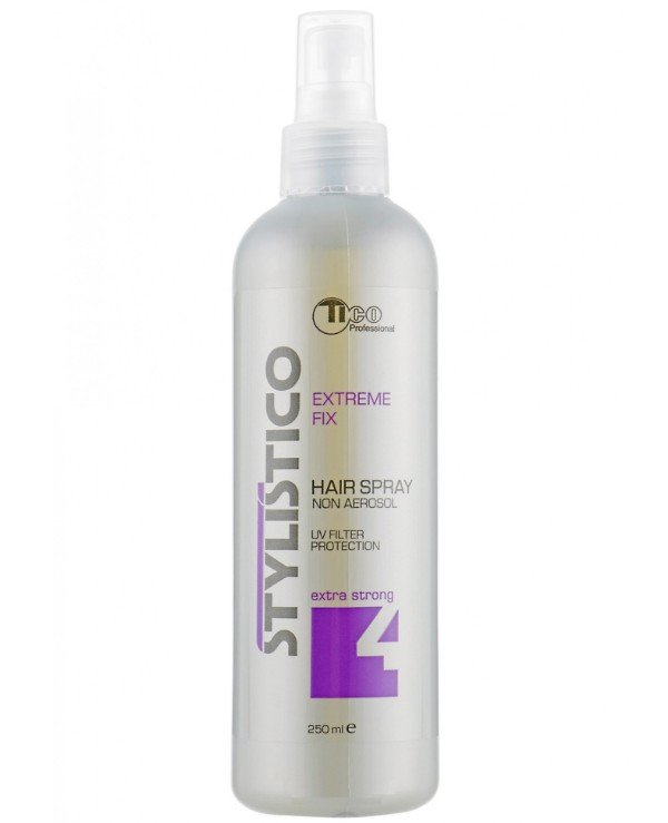 Tico Professional - Strong hold liquid hairspray Extreme Fix Hair Spray