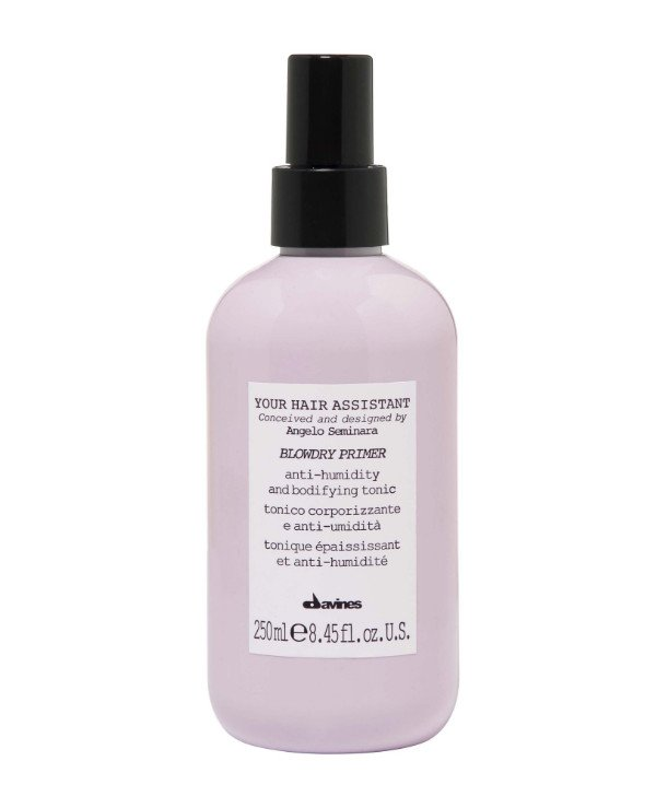 Davines - Spray primer for hair styling Your Hair Assistant Blowdry Primer 250ml