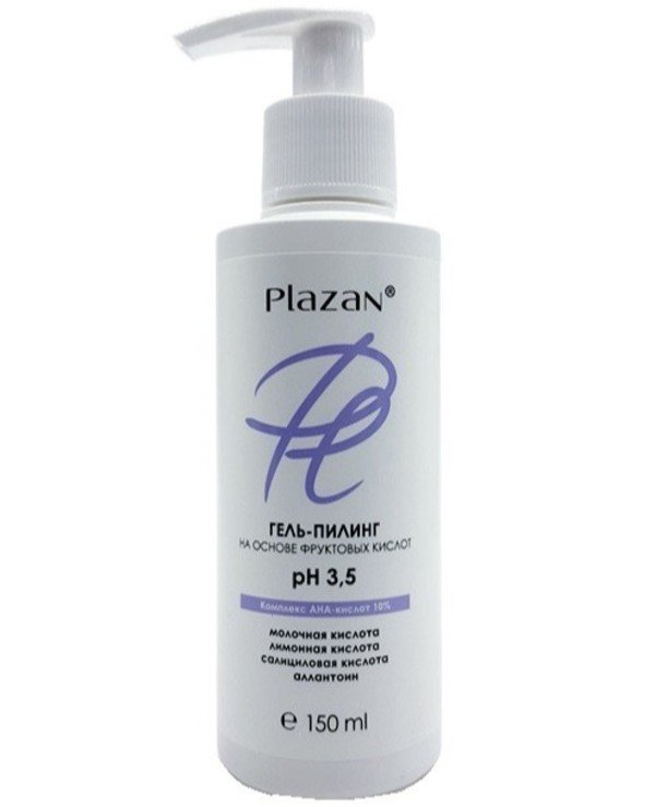 Plazan - Acid Gel Peeling - PH 3,5  150ml