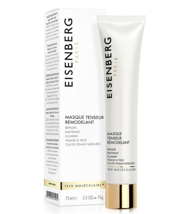 Eisenberg - The mask modeling and removing fatigue Masque Tenseur Remodelant