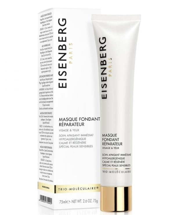 Eisenberg - Regenerating melting mask for the face and eye area Masque Fondant Réparateur