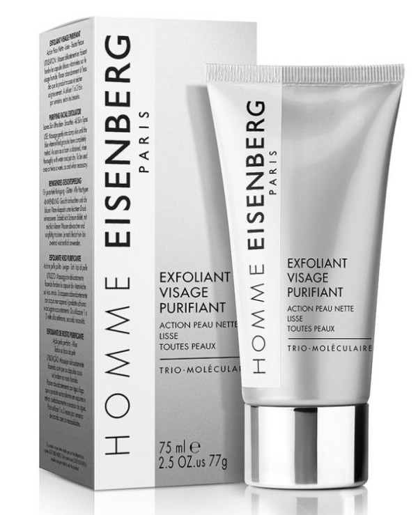 Eisenberg - Cleansing Exfoliating Facial Exfoliant Visage Purifiant 75ml