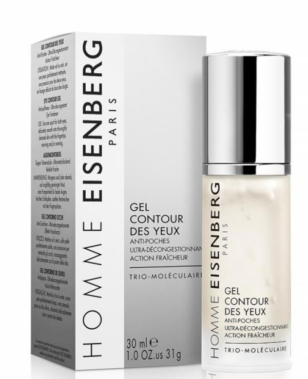 Eisenberg - Eye Gel for Men Gel Contour des Yeux