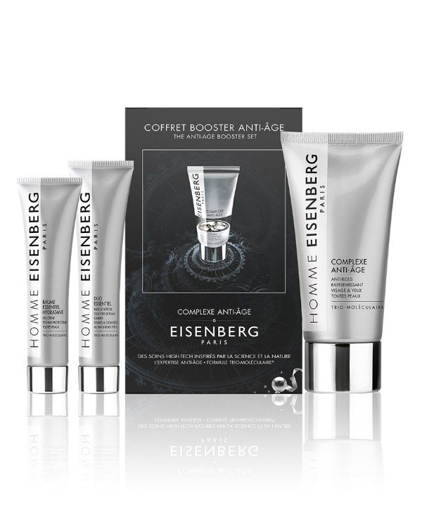 Eisenberg - Set for men The Anti-Age Booster