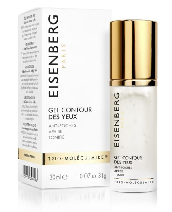 Eisenberg - Gel for the contour of the eyes against edema and wrinkles Gel Contour des Yeux