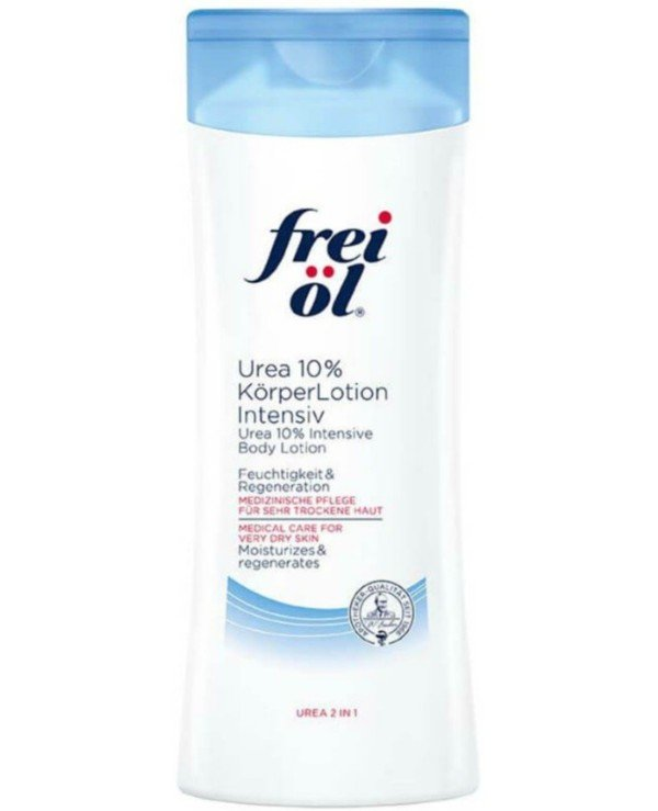 Frei ol (Frei öl) - Intensive body lotion with 10% urea Urea 10% Intensive Body Lotion