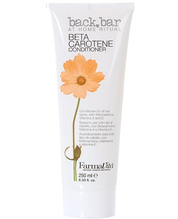 FarmaVita - Кондиционер с бета-каротином Beta-Carotene Conditioner 250мл