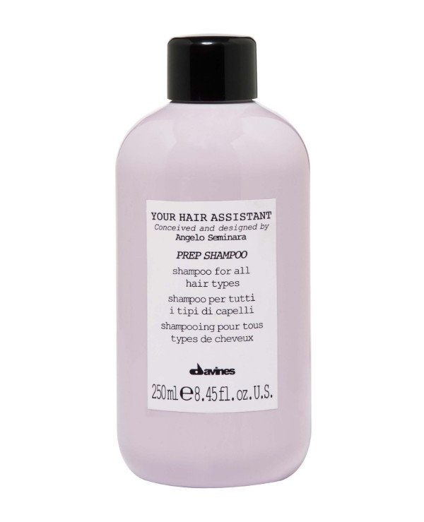 Davines - Shampoo for hair preparation for styling Your Hair Assistant Prep Shampoo 250ml