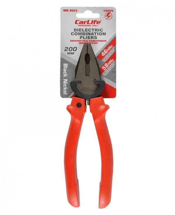 CarLife - The pliers combined dielectric 200 mm