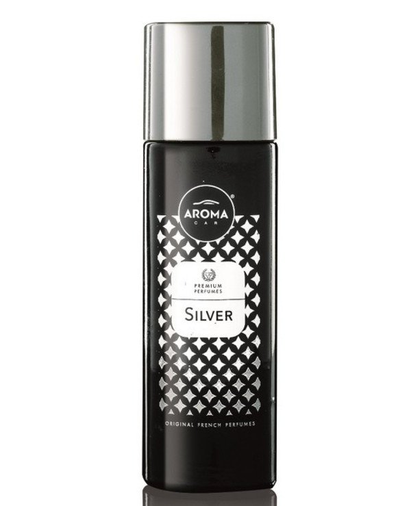 Aroma Car - Ароматизатор Prestige Spray Silver