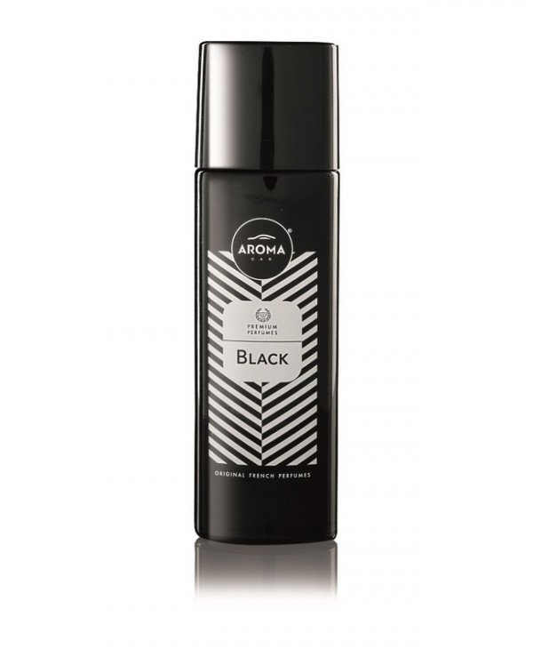 Aroma Car - Ароматизатор Prestige Spray Black