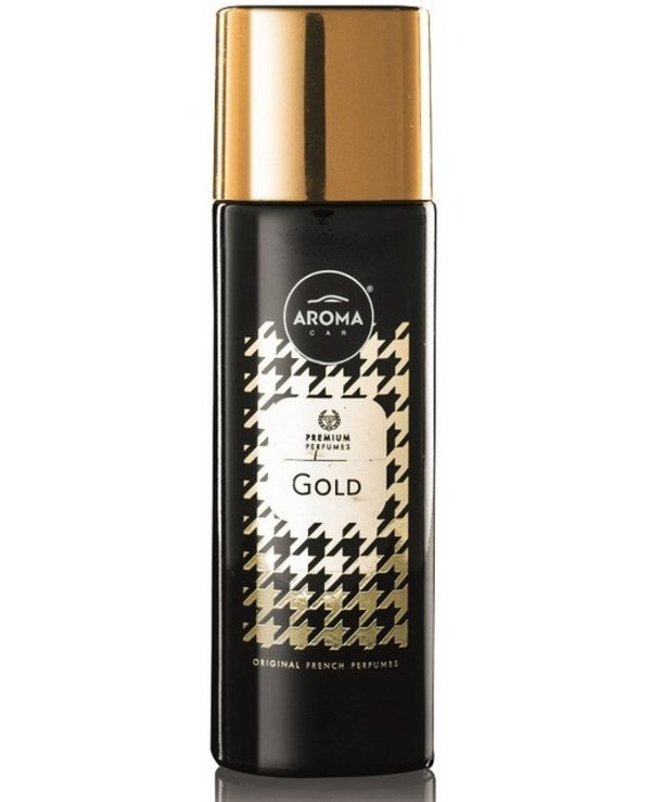 "Aroma Car - Ароматизатор ""Gold"" Prestige Spray Gold"