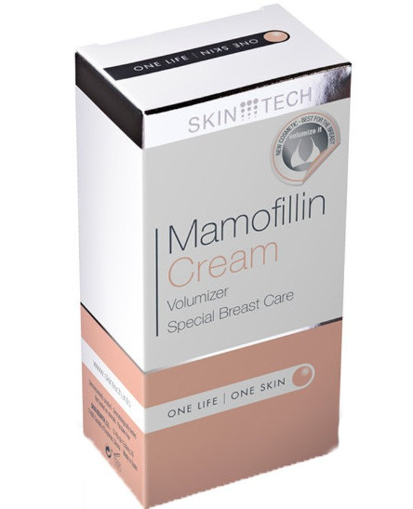 Skin Tech - Breast enhancement cream Cosmetic Daily Care Mamofillin Cream 50ml
